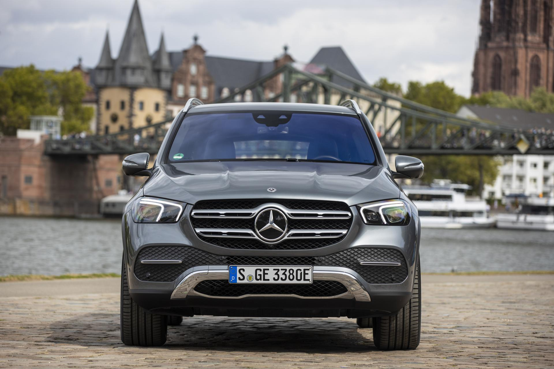 Mercedes-Benz GLE 350de 4MATIC (2020)