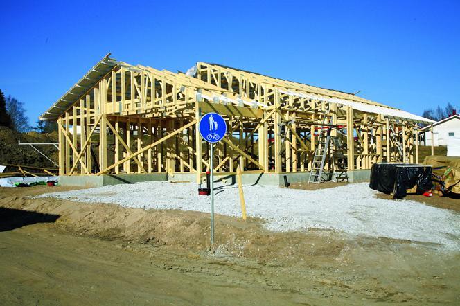 Zupełnie nowe Budowa domu szkieletowego - VADEMECUM dla budujących - murator.pl FP01