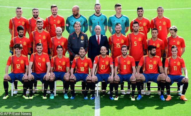 69b9e7c91115 Reprezentacja Hiszpanii w piłce nożnej