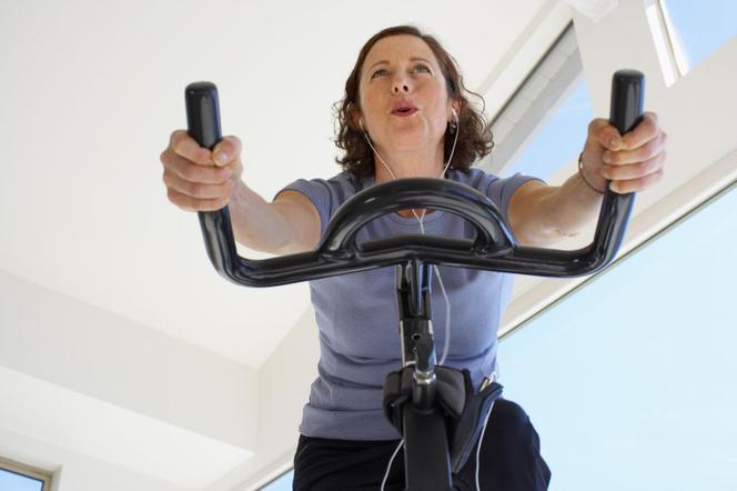 Efekty Spinningu Ile Kalorii Można Spalić Na Rowerze Treningowym