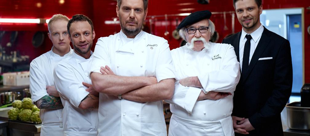 Hells Kitchen 4 Piekielna Kuchnia Poznaj Uczestników