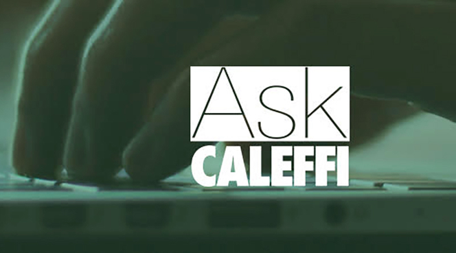 blog ask caleffi
