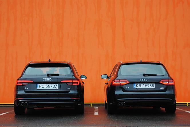 Tak Zmieniło Się Audi A4 Avant Zobacz Porównanie Dwóch Generacji B8