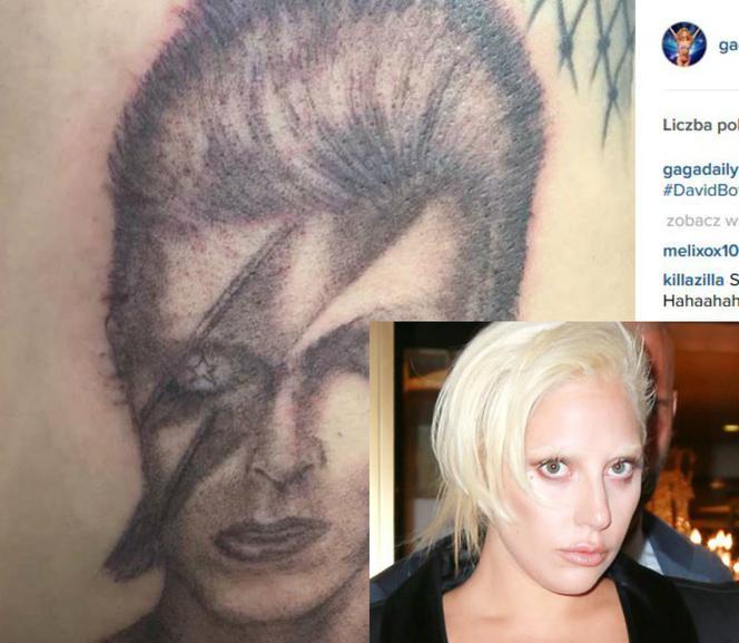 Grammy 2016 Lady Gaga Złożyła Hołd Davidowi Bowie Zobacz