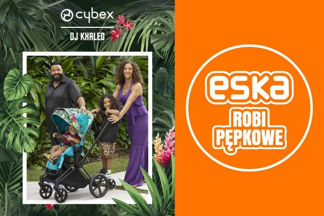 Do wzięcia w poranku CYBEX by DJ Khaled