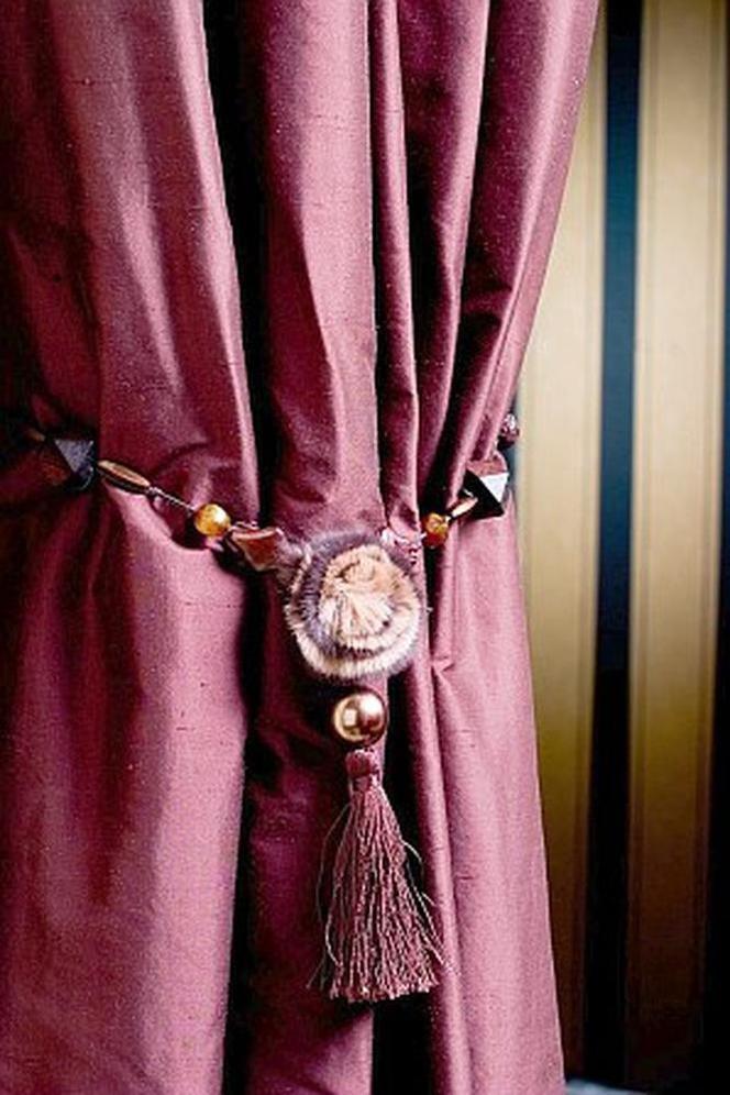 Upinanie Firan I Zasłon 10 Pomysłów Na Upięcia Firan