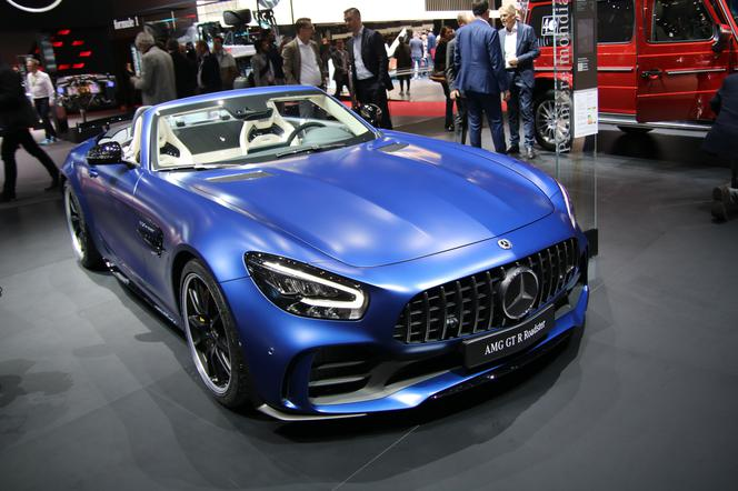 Nowy Mercedes-AMG GT R Roadster (2020)