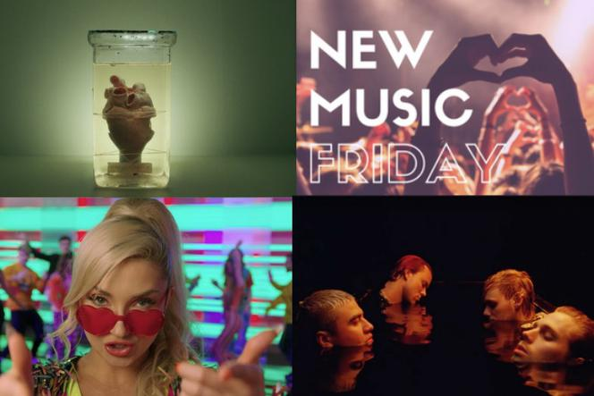 New Music Friday 2019: Dawid Podsiadło, Cleo, 5 Seconds Of Summer i inni premierowo w Radio ESKA!