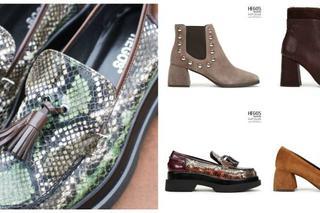51ce84df716a0 Modne buty w stylu lat 70. w Hego's Milano. Zobacz zdjęcia! - Super ...