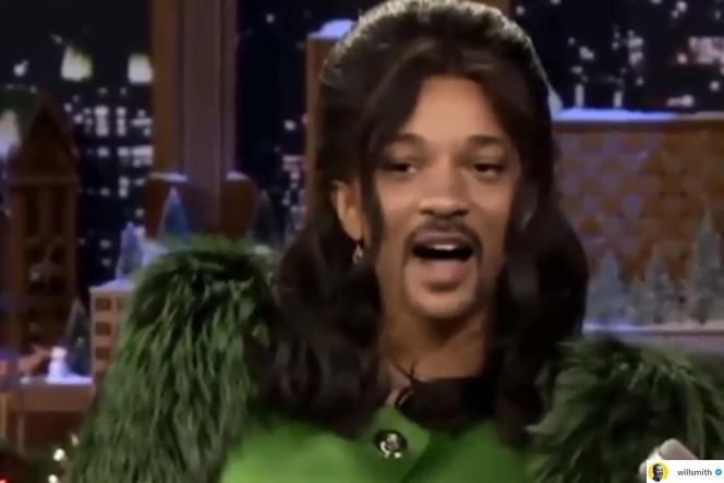 Cardi B jako Will Smith