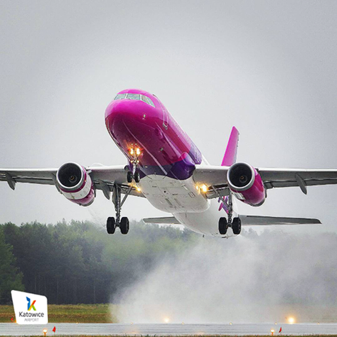 Airbus A320 Wizz Air