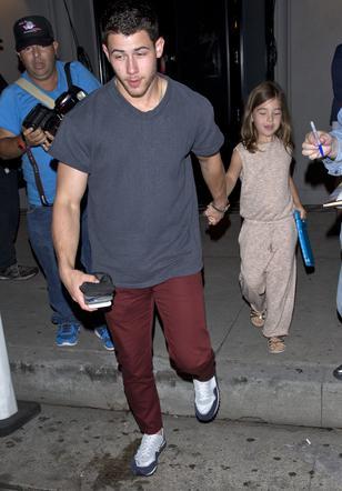 Nick Jonas i Demi Lovato nadal się spotykają