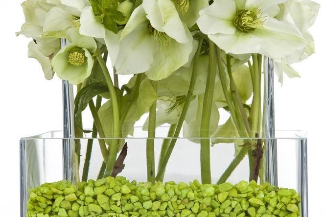 Kompozycje Kwiatowe W Szklanych Wazonach Ciekawe Aranżacje
