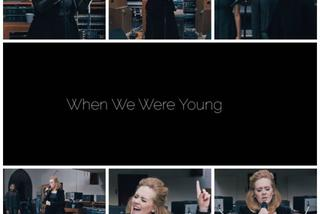 Gorąca 20 Premiera: Adele - When We Were Young. Piosenka z 25 to premiera w G20!