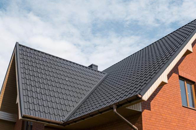 Blachodachówka Modułowa Montaż Blachodachówki Na Dachu