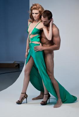 Latina nagie modele