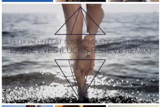 Gorąca 20 Premiera: Felix Jaehn feat. Lost Frequencies - Eagle Eyes (Lucas & Steve Remix)