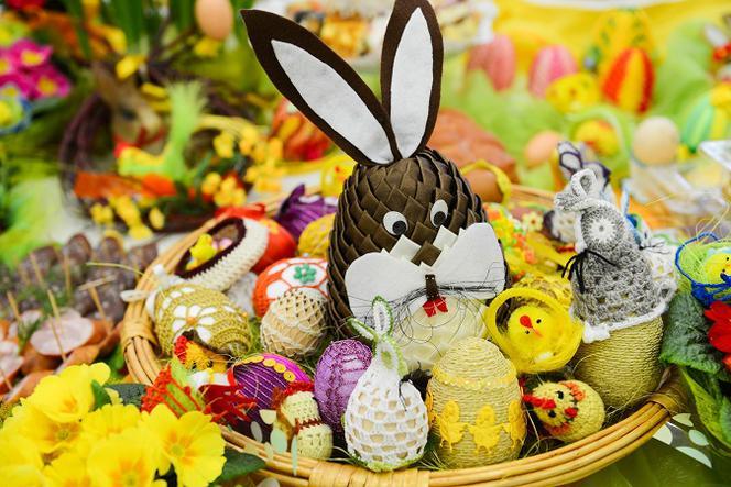 Wesołych świąt Wielkanocnych życzenia Krótkie Sms
