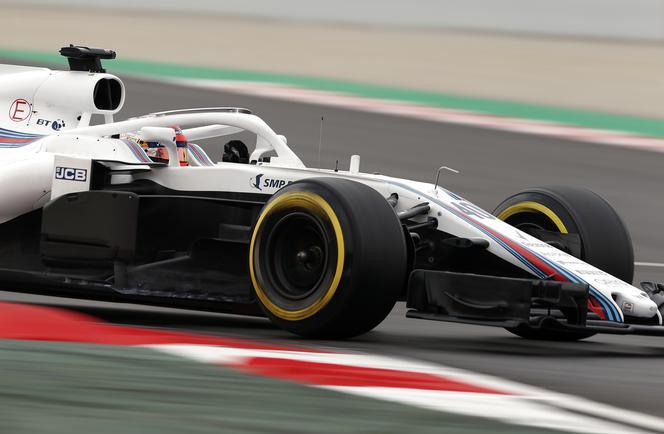 Formuła 1: Testy Barcelona 2018 NA ŻYWO  Robert Kubica - testy w F1
