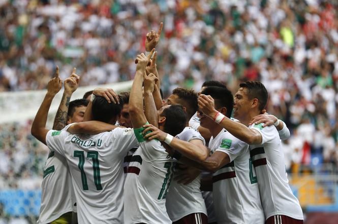 Korea Poudniowa Meksyk