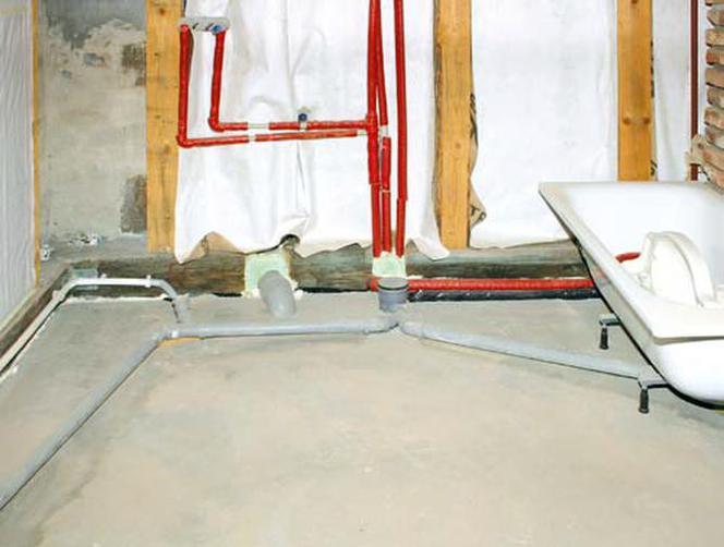 Jak Doprowadzić Rury Kanalizacyjne Do Urządzeń Sanitarnych W