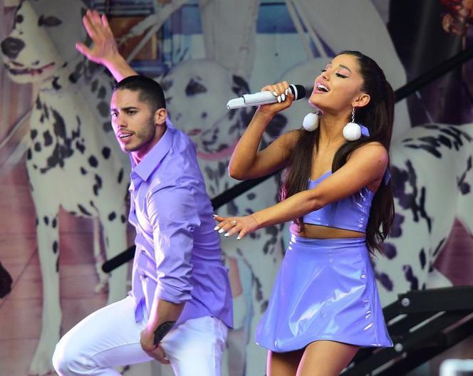 Ariana Grande Zrobiła Sobie Dwa Nowe Tatuaże Ma Ich Już 13