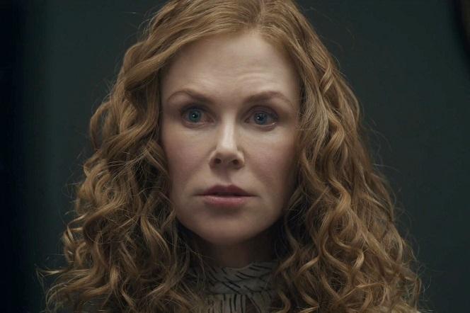 Twarz Nicole Kidman, serial Od nowa
