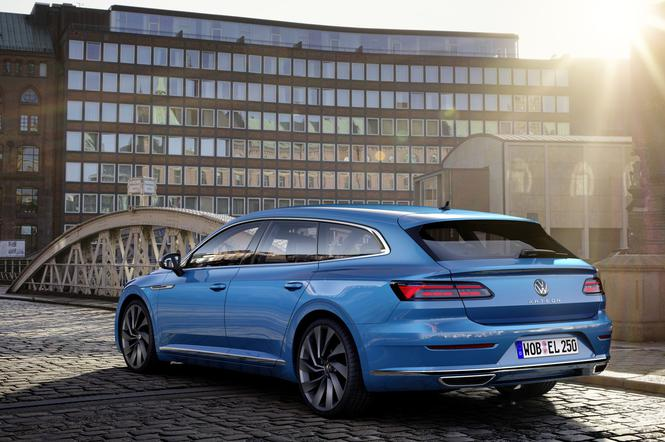 Volkswagen Arteon Shooting Brake (2021)
