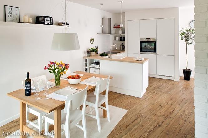 Kuchnia Otwarta Na Salon Plusy I Minusy Połączanie Kuchni Z