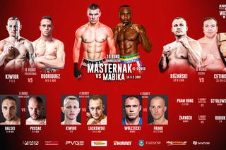 Knockout Boxing Night 13 - KARTA WALK. Kto walczy w Tarnowie 19.09.2020?