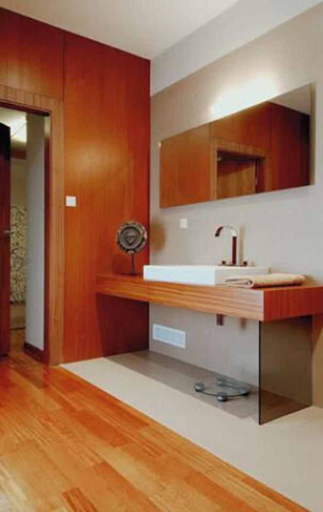 łazienka W Drewnie W Kamieniu Poznaj Materiały