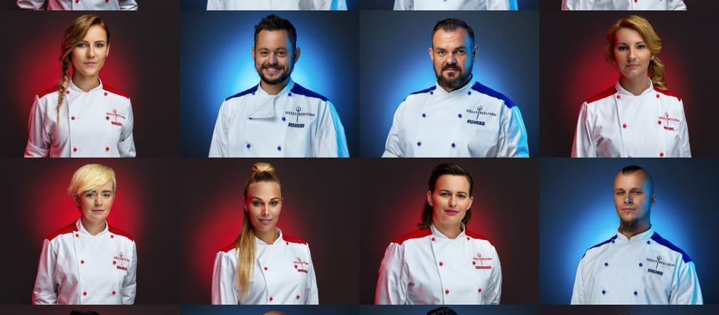 Hell S Kitchen 6 Uczestnicy W Komplecie Sprawdz Kto Wystapi W Hell S Kitchen 2016 Eska Pl