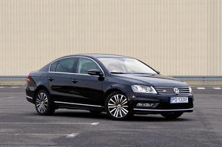 Volkswagen Passat B7 Limousine 20 Tdi Cr Dsg Test Opinie