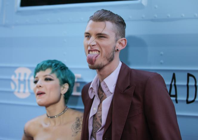Halsey i Machine Gun Kelly