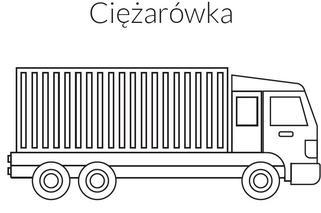 Kolorowanki Samochody Wiadomosci Informacje Mjakmama Pl