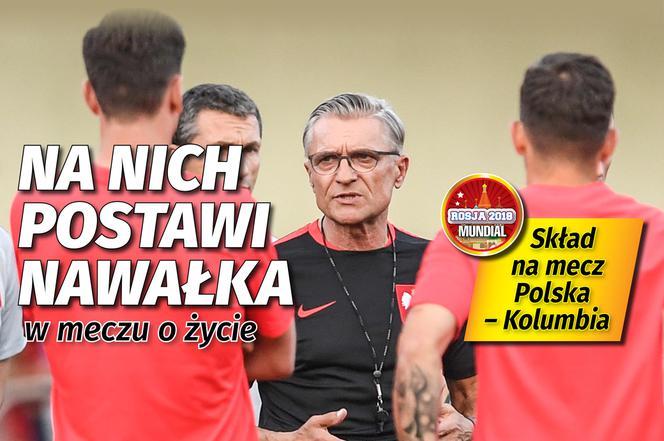 ee49c8c31eb0 MŚ 2018  Adam Nawałka zaskoczy wszystkich  Przypuszczalny skład ...