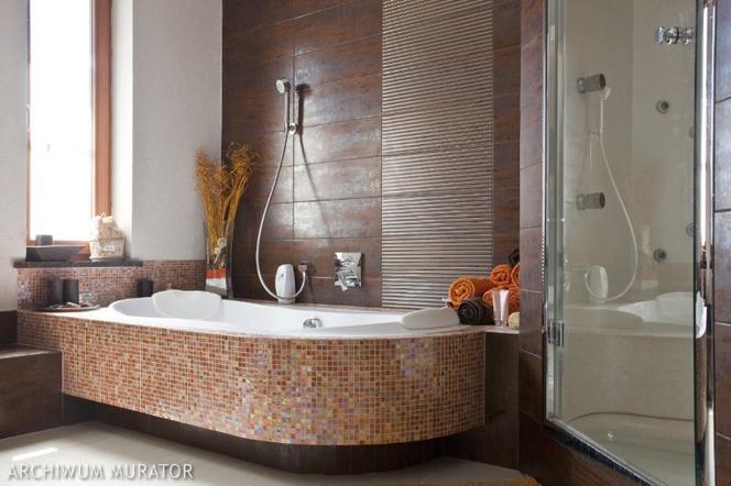 8 Projektów łazienek Z Wanną I Prysznicem O Powierzchni Od 4 Do 10