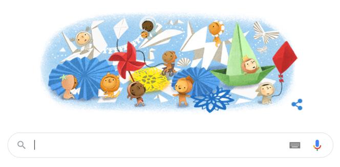 Google Doodle na 1.06.2020: Wyjątkowe logo na Dzień Dziecka. Zobacz Google Doodle na dziś - Super Express