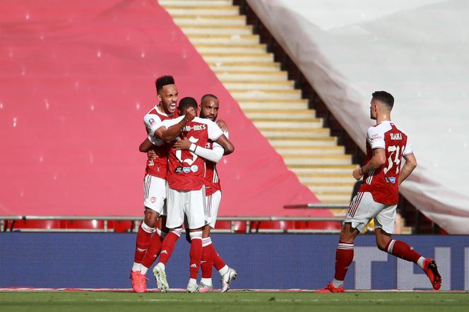 Puchar Anglii dla Arsenalu! Pierre-Emerick Aubameyang bohaterem finału [WYNIK] - Super Express
