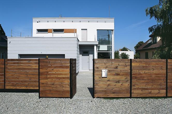 Nowoczesne Ogrodzenia Do Nowoczesnych Domow Modne Trendy W