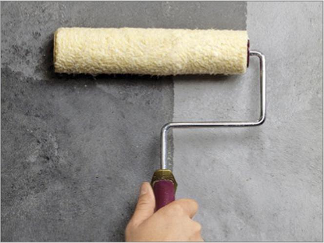 Jak Uzyskać Efekt Betonu Na ścianie Polecane Produkty I