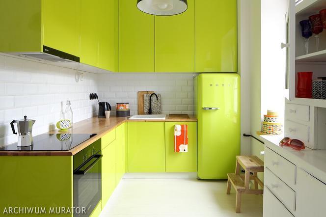 Kolorowa Kuchnia Inspiracje Galeria Zdjec Murator Pl