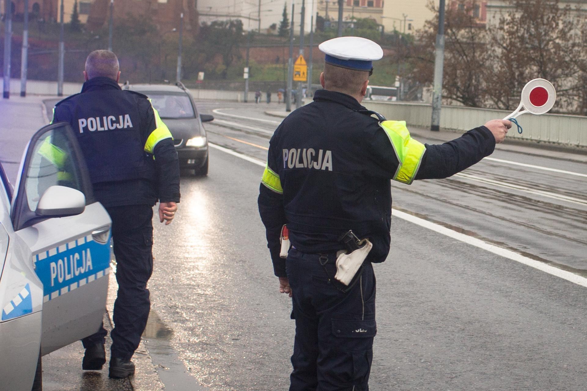 policja zarobki 2019