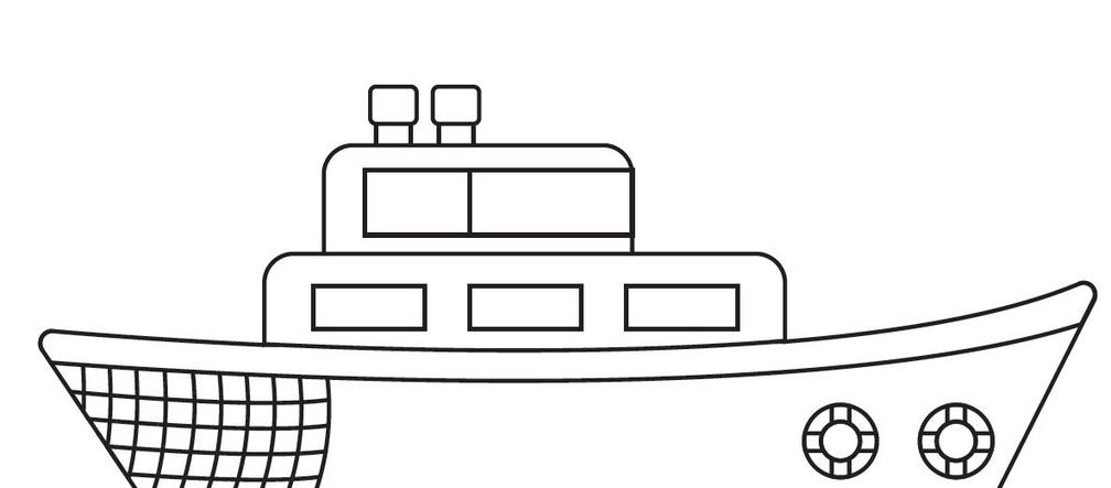 Statek Kolorowanka Do Druku Mjakmama Pl