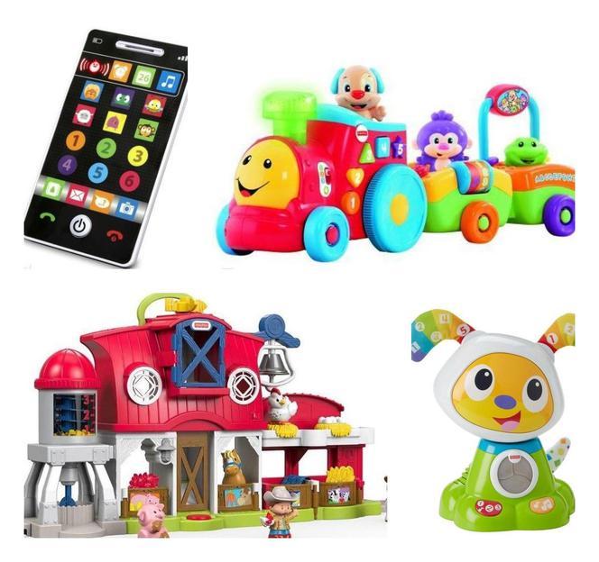Zabawki interaktywne: jakie zabawki edukacyjne warto kupić