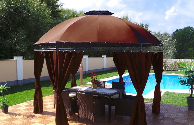 Namiot i pawilon ogrodowy: sprawdź, jaki warto kupić