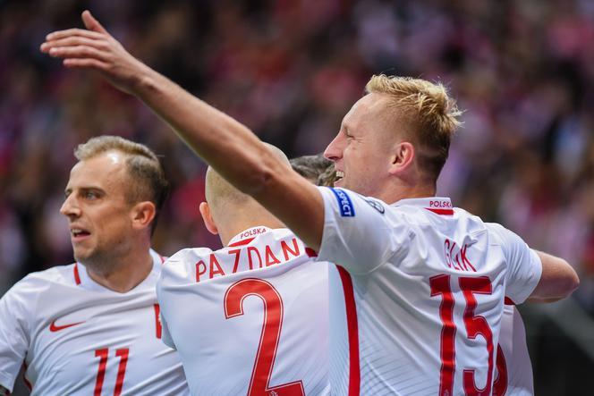 4fc68a836 Ranking UEFA: Reprezentacja Polski w