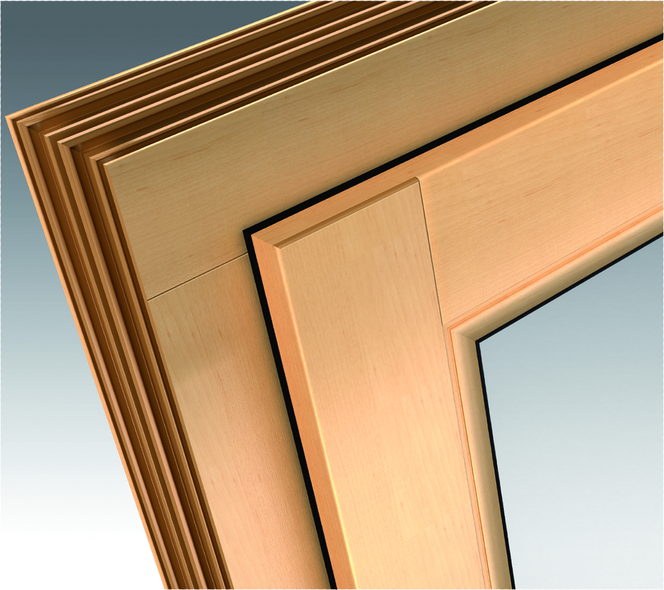 Ms Okna - ciepłe i nowoczesne okna