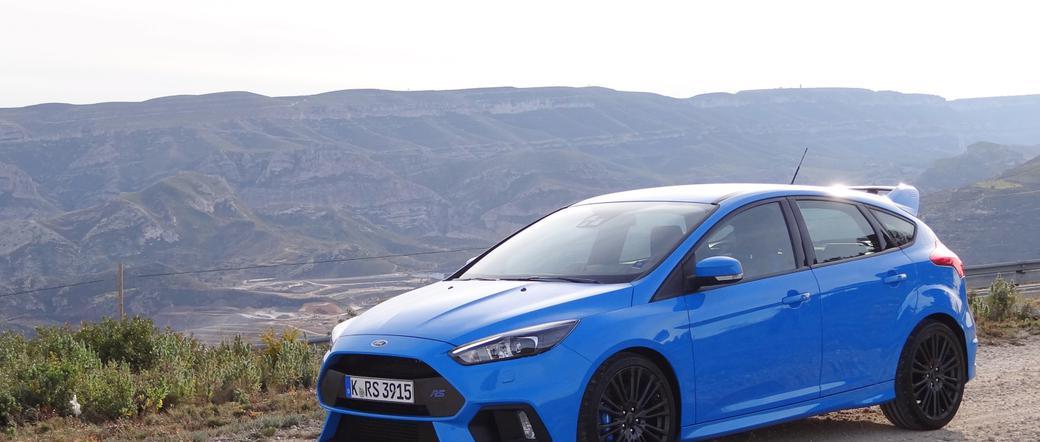 Test Nowy Ford Focus Rs 23 Ecoboost Drogowy Chuligan Super Express