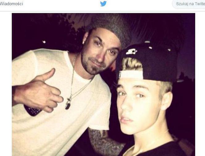 Justin beiber wielki kutas